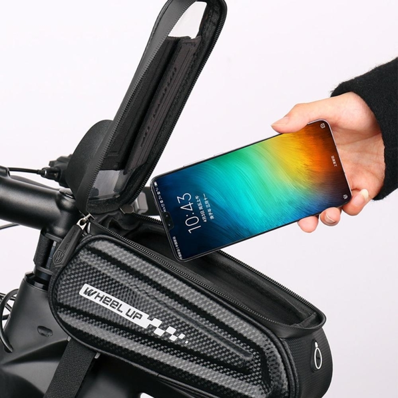 Touch Screen Mobile Phone Bike Bag-FREE SHIPPING