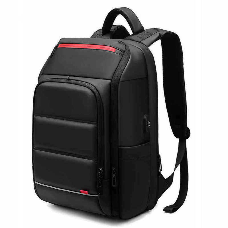 Waterproof Backpack with Multifunctional External USB Charge Port Laptop Bag-FREE SHIPPING