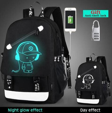 USB Backpack-FREE SHIPPING