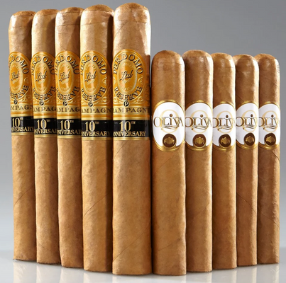 #48 Perdomo Res. 10th Ann. Champ and Oliva Conn. Res.