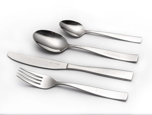 Personalised Engraved Adults 4 Piece Cutlery Set