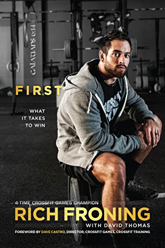 First: What it Takes to Win - Libro