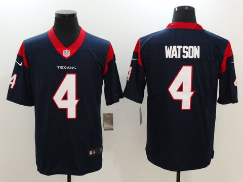 Deshaun Watson Houston Texans Nike Player Game Jersey - Navy