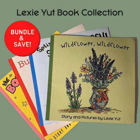 The Entire Lexie Yut Book Collection