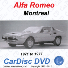 Load image into Gallery viewer, Montreal Models from 1971 to 1977