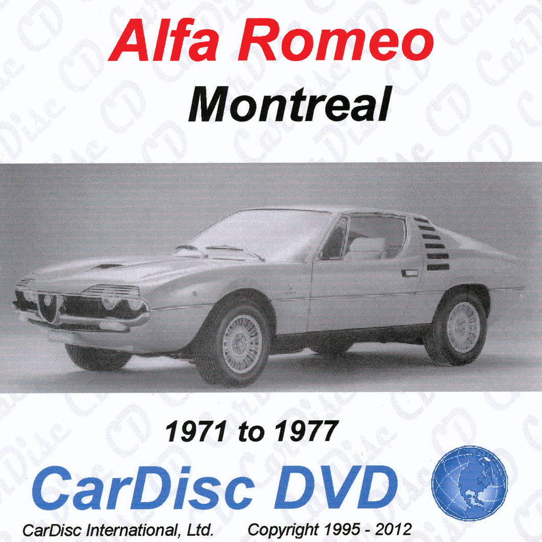 Montreal Models from 1971 to 1977