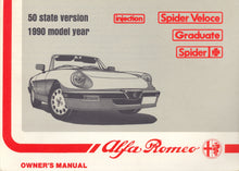 Load image into Gallery viewer, Spider Series 3 Models from 1982 to 1990 (USA)