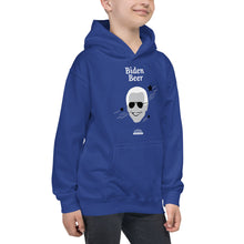 Load image into Gallery viewer, Biden Beer Kids Hoodie