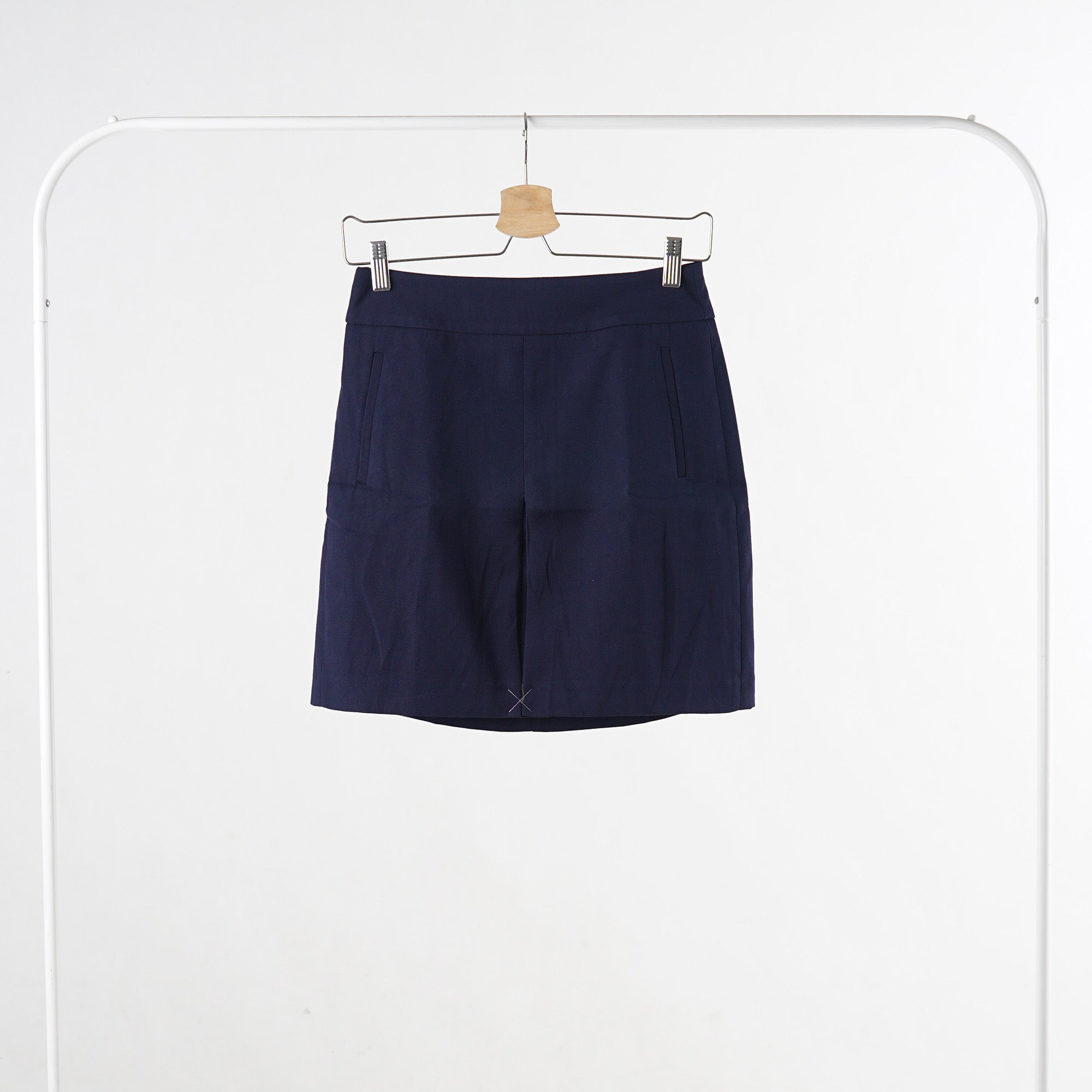 Rok Wanita - Navy Women Skirt (MLR 08)