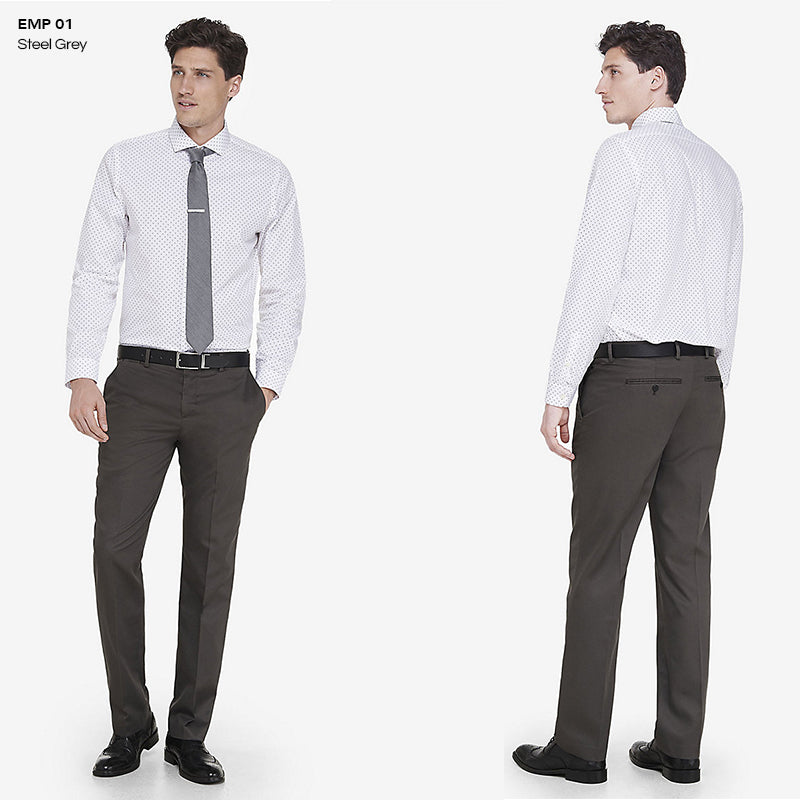 Express Celana Kerja Pria Branded - Photographer Slim Fit Man Pants (EMP 01)