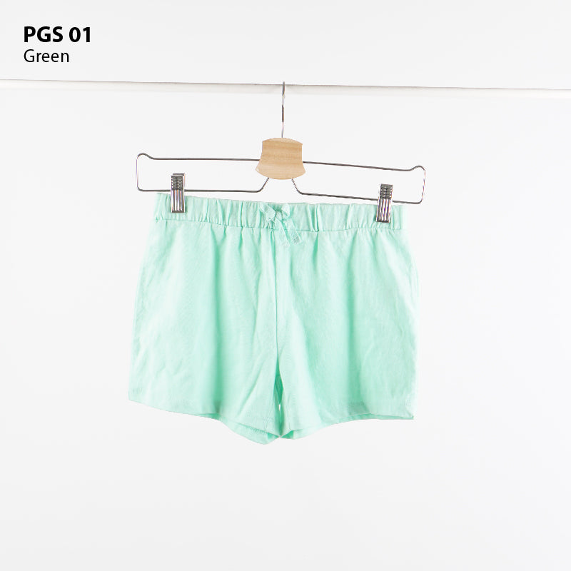 Celana Pendek Anak Perempuan - Cotton Jersey Short Girls Pants - PLACE Shorts - ORIGINAL (PGS 01)