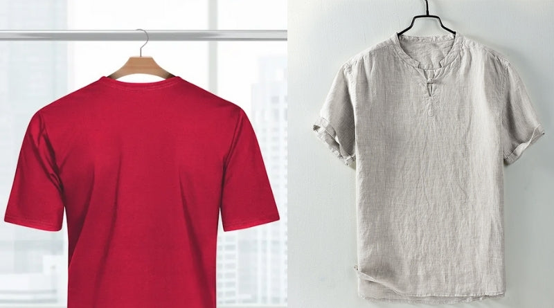 Natural Fabric Clothes - - 30 way to go plastic-free - Clan Earth