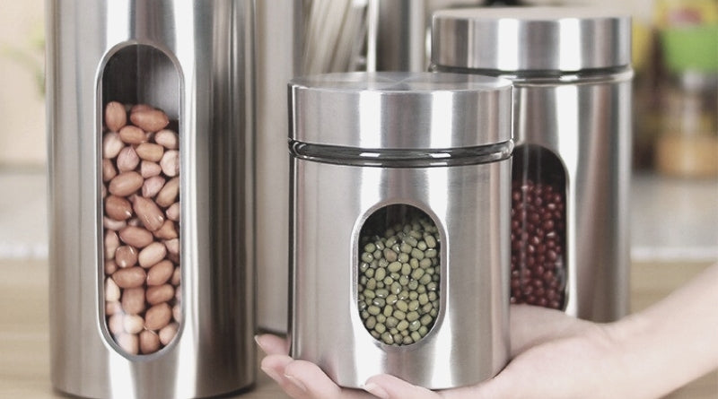 Stainless Steel Containers - - 30 way to go plastic-free - Clan Earth