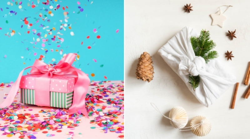 Choose Sustainable Gift Packaging