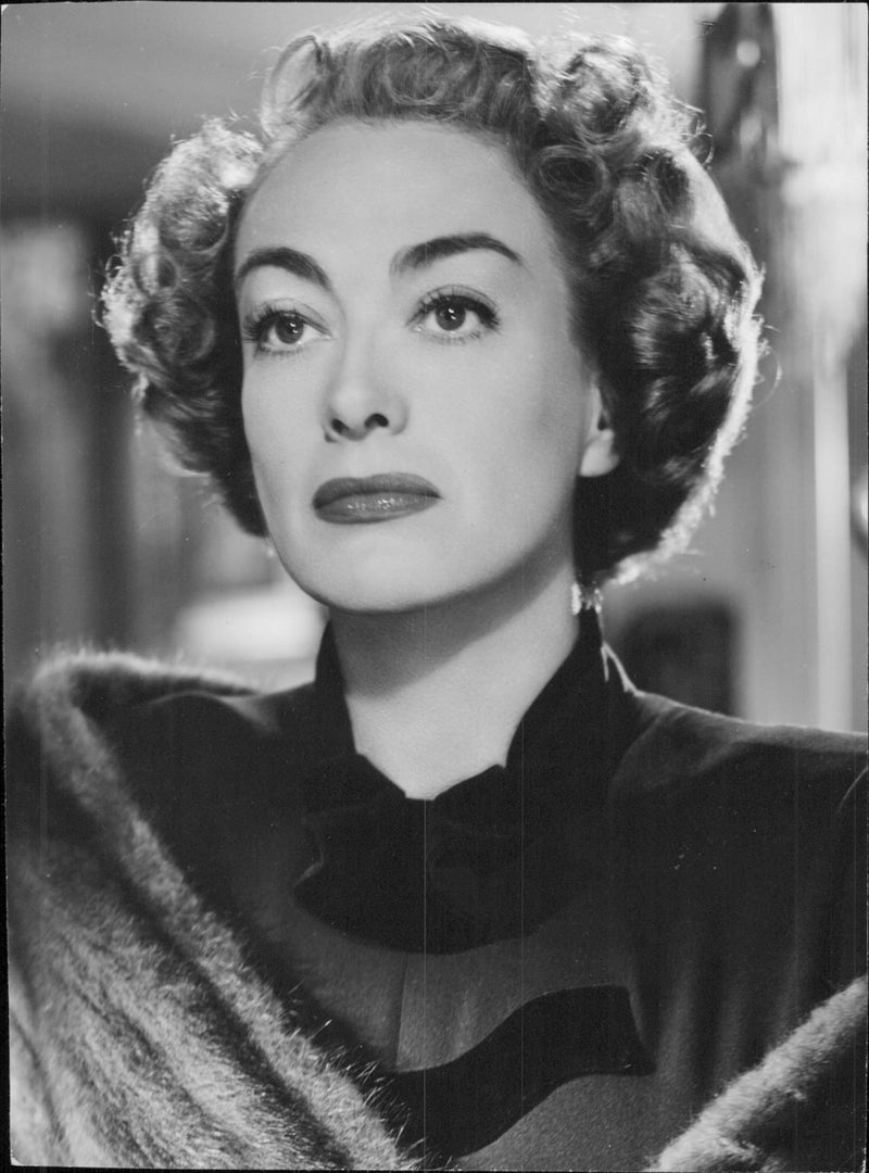 "Joan Crawford in ""Flamingo Road"" - Reprint"