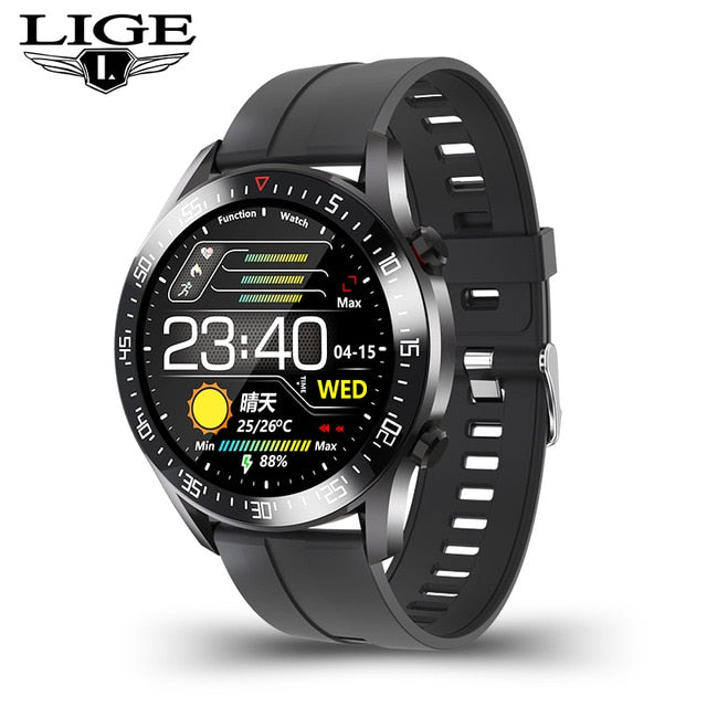 2020 New Steel Band Digital Watch Men Sport Watches Electronic Led Mal Watchyacht