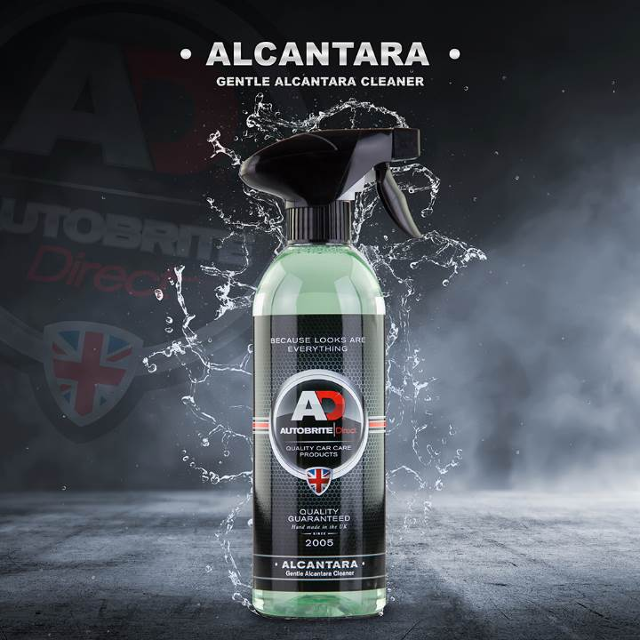 Autobrite Direct - Alcantara & Suede Surface Cleaner 500ml