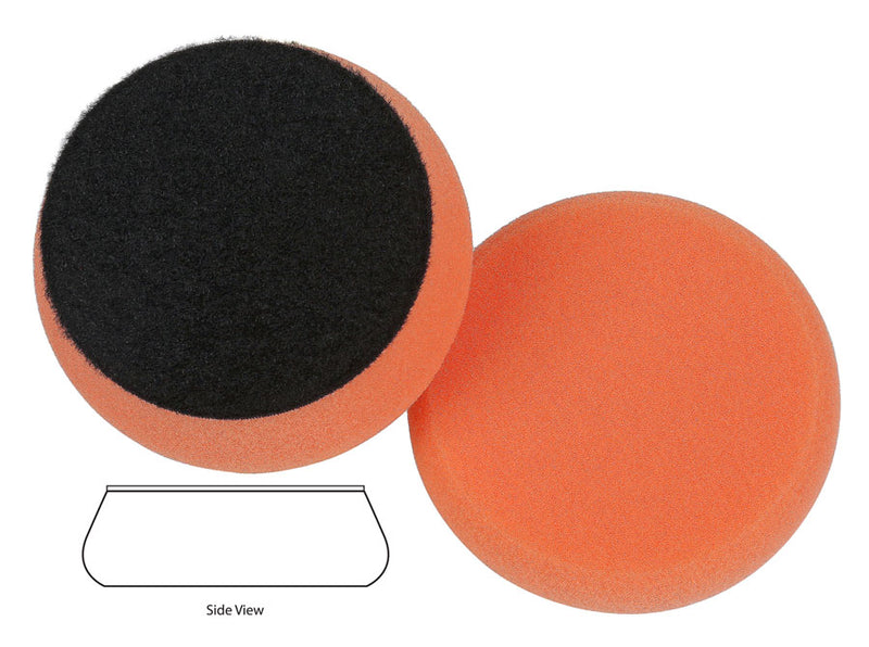 "Lake Country 3"" Orange Force Cutting Pad"