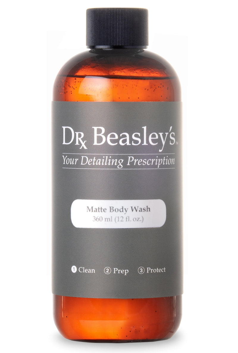 Dr Beasleys Matte Body Wash (12OZ)
