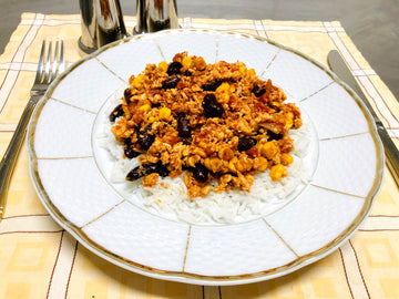 Chicken Chilli Con Carne With Rice (GF) (DF)