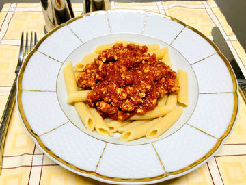 Classic Chicken Penne Bolognese (DF)