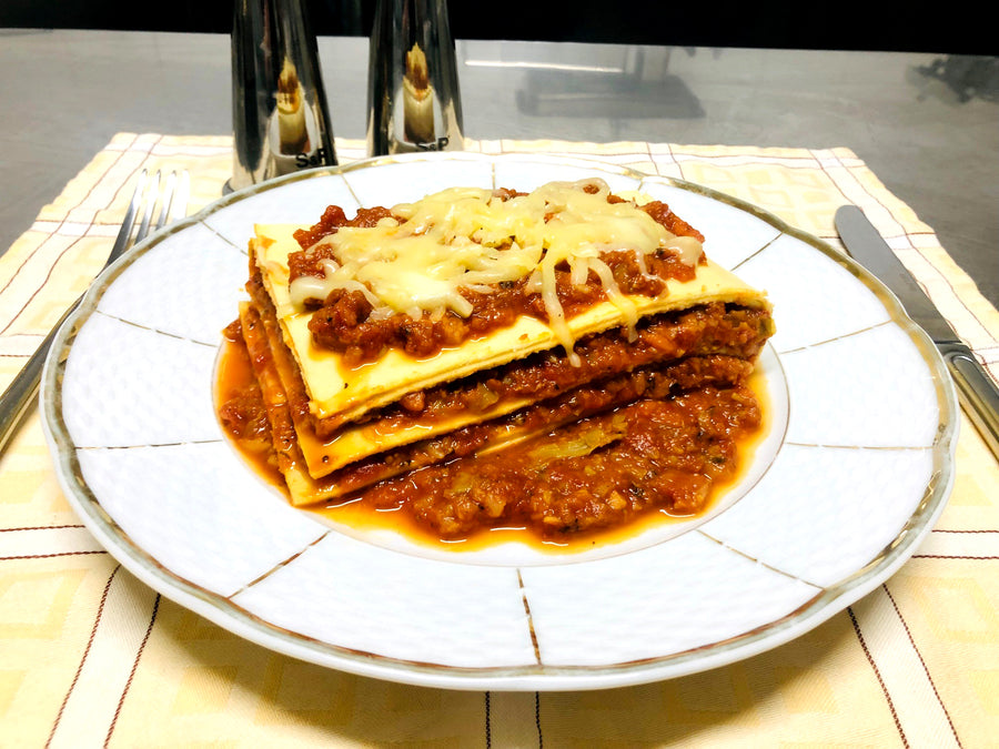 Traditional Vegan Lasagne (DF)