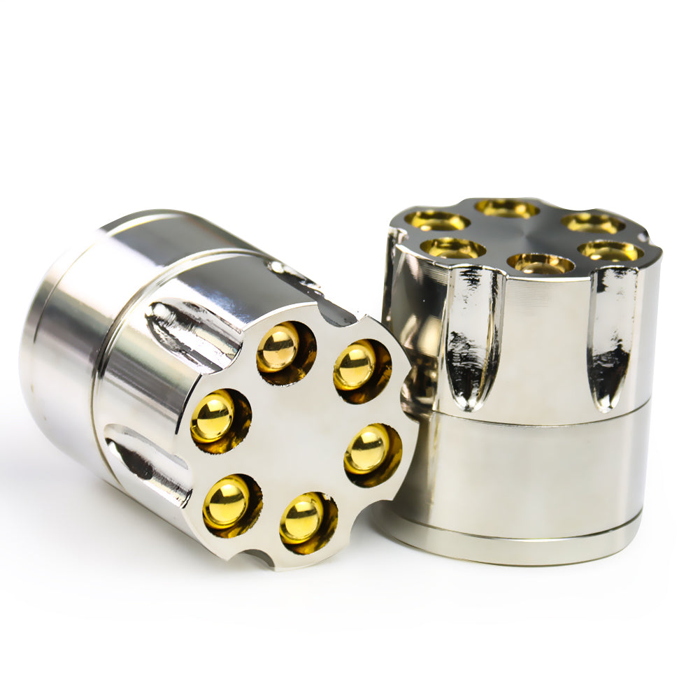 Fully loaded grinder