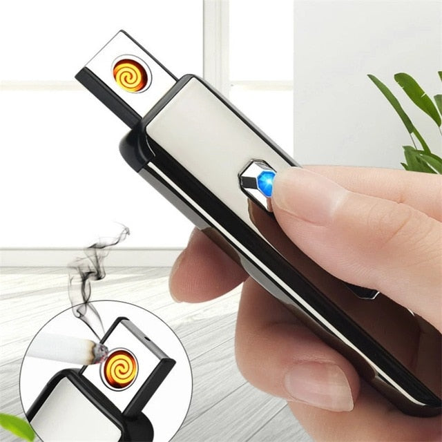 Electric Lighter USB Charging