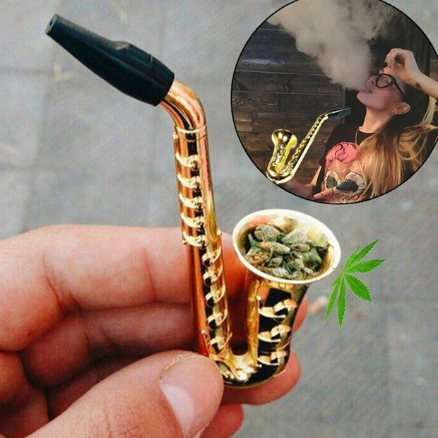 Saxophone Mini pipe