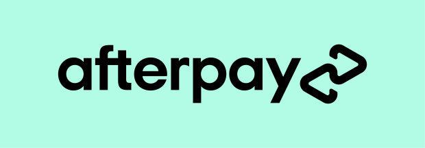 Shop Now. Pay Later.  We Have Afterpay!