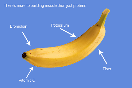 Sweet but Powerful – 6 Fruits that Facilitate Muscle Growth