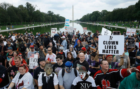Juggalo March, Gathering of the Juggalos, ICP, Insance clown posse, Juggalos in Recovery, juggalo family, what is a juggalo