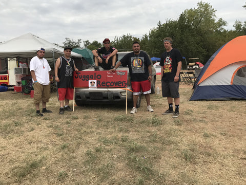 Juggalos in recovery, personal growth, addiction, sober the juggalo, gathering of the juggalos, icp, insane clown posse, hatchetman, empower yourself