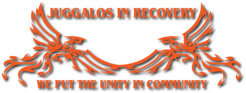 juggalos in recovery, personal growth, empower yourself, love yourself, addiction help, juggalos, sober the juggalo