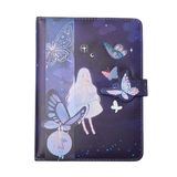 Journal Intime Papillon Kawaii (Cuir) | Deways