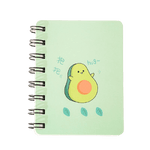 Bloc-notes Avocat Style Kawaii | Deways