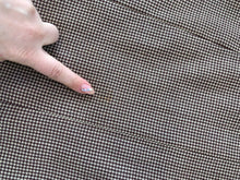 Load image into Gallery viewer, 1940s Houndstooth Skirt