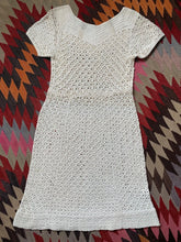 Load image into Gallery viewer, 1930s Cream Knit Dress