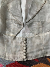 Load image into Gallery viewer, 1930s Lamé Blouse
