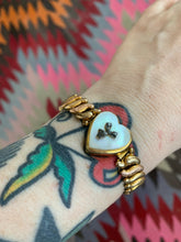 Load image into Gallery viewer, 1940s Expandable Sweetheart Bracelet