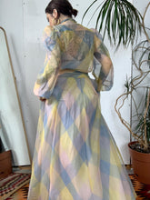 Load image into Gallery viewer, RARE 1940s Ceil Chapman Gown