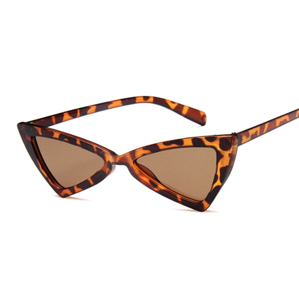 Triangle Cat Eye Women Sunglasses