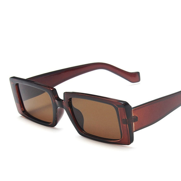 ANITA RECTANGLE SUNGLASSES IN MULTIPLE COLORS
