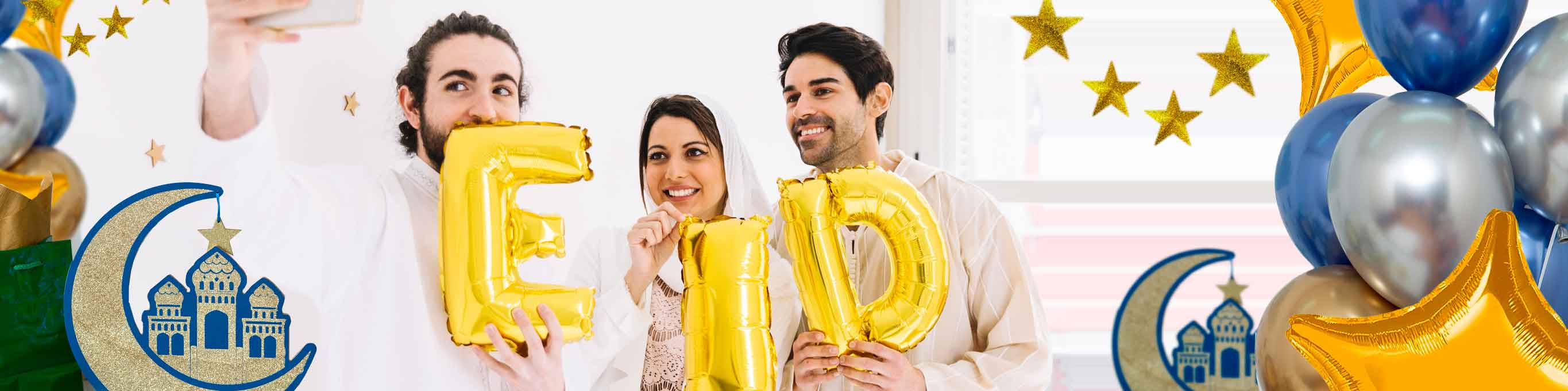 Easy Eid Party Decoration Ideas - MyPartyCentre