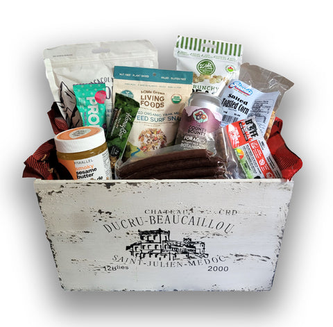 August Subscription Crate