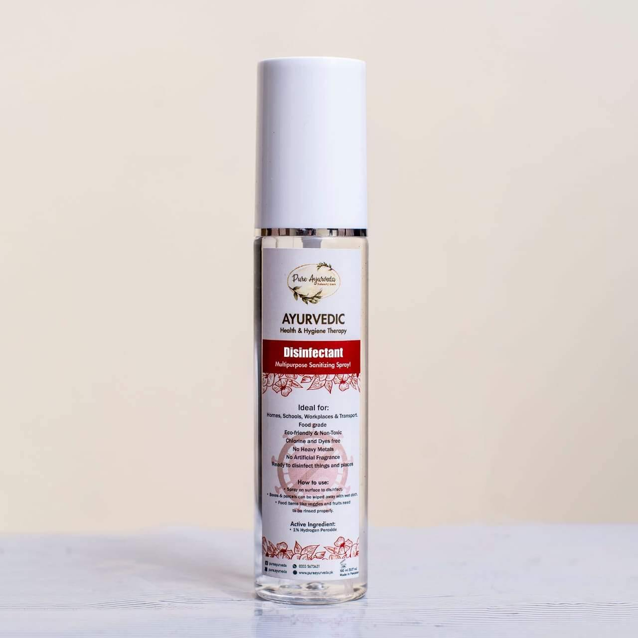 Disinfectant-100ml - Pure Ayurveda