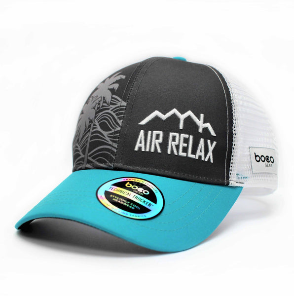 Gift Product - Limited Edition Air Relax Trucker Hat - AIR RELAX