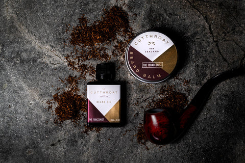 The Tobacconist Beard Care Set
