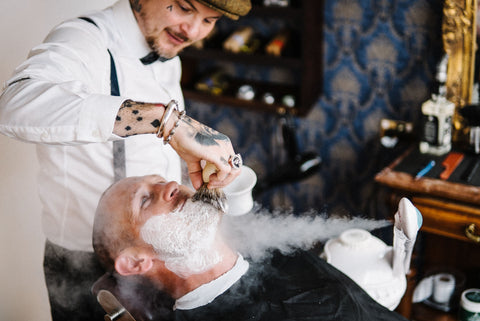 grooming routine for men