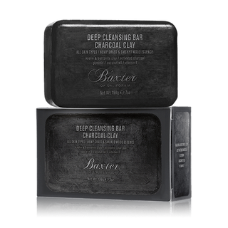 Baxter of California Detoxifying Charcoal Bar 3-in-1